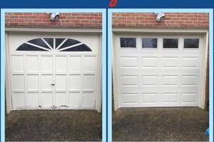 Photo #3: GARAGE DOOR repair & install