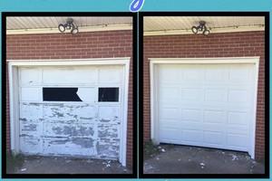 Photo #1: GARAGE DOOR repair & install
