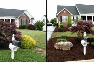 Photo #2: Rick's Lawn & Landscaping