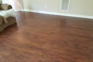 Photo #24: Laminate flooring installation