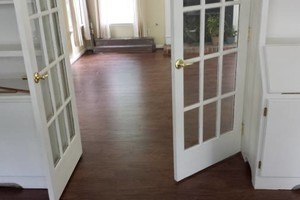 Photo #13: Laminate flooring installation