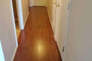 Photo #7: Laminate flooring installation