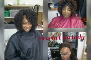 Photo #4: Styles by Lady