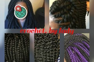 Photo #3: Styles by Lady