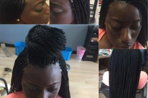 Photo #6: Neat Senegalese Twist and Braids
