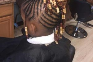 Photo #3: Neat Senegalese Twist and Braids