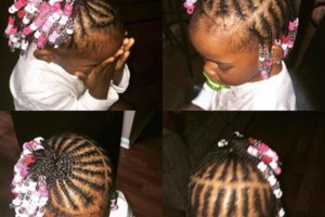 Photo #1: Neat Senegalese Twist and Braids