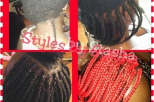 Photo #15: Salon Plaza. STYLES BY STASHA