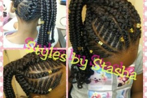 Photo #14: Salon Plaza. STYLES BY STASHA