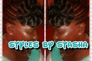 Photo #13: Salon Plaza. STYLES BY STASHA