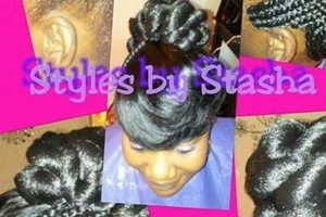 Photo #10: Salon Plaza. STYLES BY STASHA