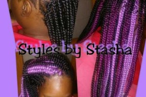 Photo #9: Salon Plaza. STYLES BY STASHA
