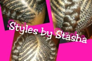 Photo #7: Salon Plaza. STYLES BY STASHA