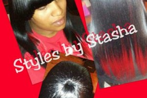 Photo #6: Salon Plaza. STYLES BY STASHA