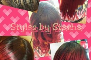 Photo #5: Salon Plaza. STYLES BY STASHA
