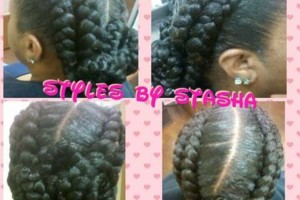 Photo #2: Salon Plaza. STYLES BY STASHA