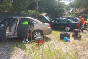 Photo #3: Kingz Cleaning mobile auto detailing