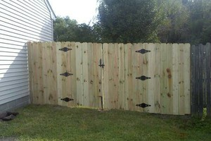 Photo #1: Paul'S FENCE INSTALLATION &REPAIR