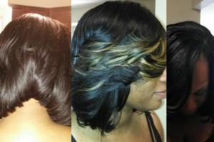 Photo #3: Sew in, bond ins....