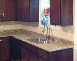 Photo #17: Kitchen cabinet refacing