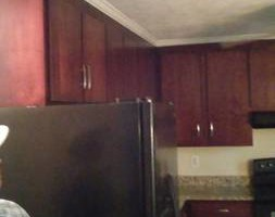 Photo #13: Kitchen cabinet refacing
