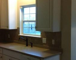 Photo #8: Kitchen cabinet refacing