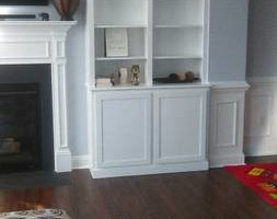 Photo #5: Kitchen cabinet refacing