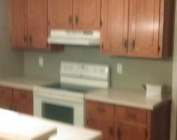 Photo #4: Kitchen cabinet refacing