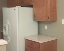 Photo #2: Kitchen cabinet refacing