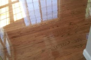 Photo #7: HARDWOOD FLOOR SANDING & REFINISHING