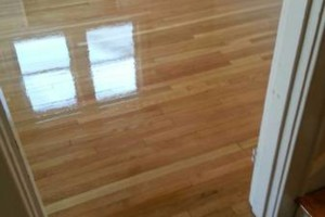 Photo #3: HARDWOOD FLOOR SANDING & REFINISHING