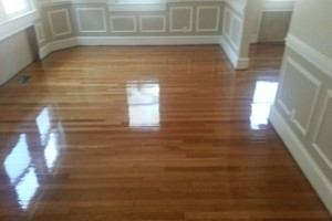 Photo #2: HARDWOOD FLOOR SANDING & REFINISHING