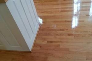 Photo #1: HARDWOOD FLOOR SANDING & REFINISHING