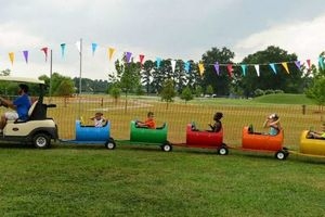 Photo #11: Event & Party Rentals - TRAIN RIDE & Games