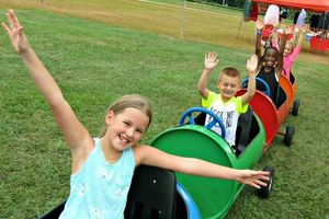 Photo #10: Event & Party Rentals - TRAIN RIDE & Games
