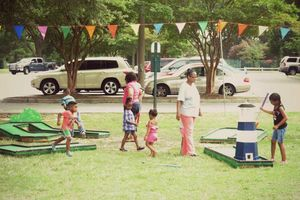 Photo #7: Event & Party Rentals - TRAIN RIDE & Games