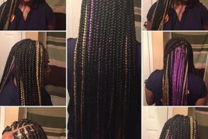 Photo #8: GODDESS BOX BRAIDS