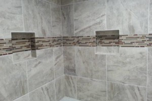Photo #1: Bathroom remodels/Kitchen remodels