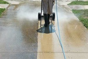 Photo #7: Lawrence's Power Washing
