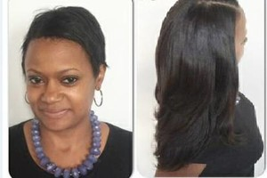 Photo #1: FRIDAY HAIR SPECIALS ALL DAY!!!