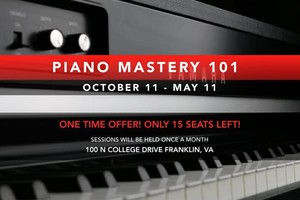 Photo #1: Piano Mastery 101 -Piano Class