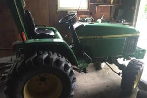 Photo #1: Bush hogging, tiller, grader tractor services