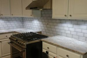Photo #3: Ceramic Tile Installer
