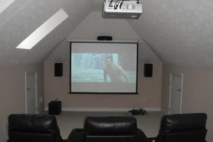 Photo #15: Wall Mounted TV INSTALLATIONS
