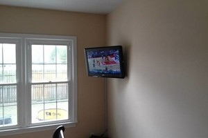 Photo #12: Wall Mounted TV INSTALLATIONS