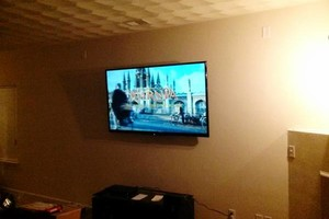 Photo #11: Wall Mounted TV INSTALLATIONS