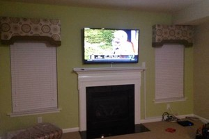 Photo #9: Wall Mounted TV INSTALLATIONS