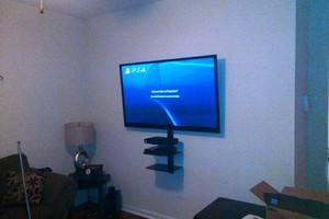 Photo #8: Wall Mounted TV INSTALLATIONS
