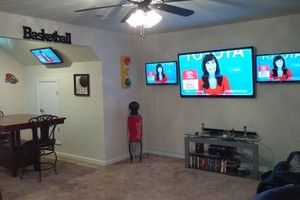 Photo #6: Wall Mounted TV INSTALLATIONS