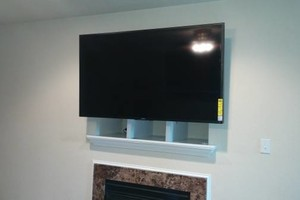 Photo #3: Wall Mounted TV INSTALLATIONS
